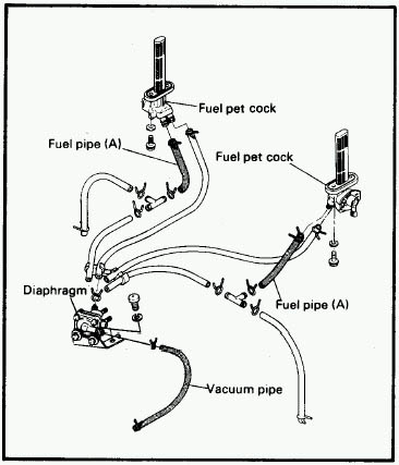 Honda Engine Diagram